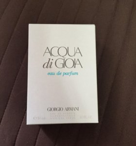 Парфюмерная вода Giorgio Armani Acqua Di Gioia EDP