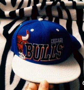 Кепка Chicago Bulls оригинальная