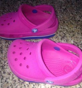 Crocs в отличном состоянии