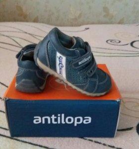 Детская обувь Antilopa