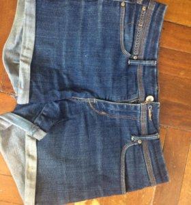 Джинсовые шорты Levi's