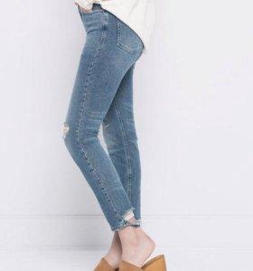 Pull&bear jeans женские (торг. уместен)