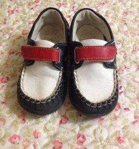 Обувь для мальчика р.24