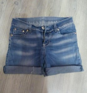 Шортики джинсовые xs