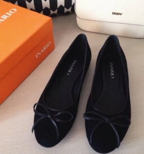 Женские новые туфли,нат кожа