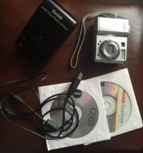 Цифровой фотоаппарат Kodak EasyShare C663