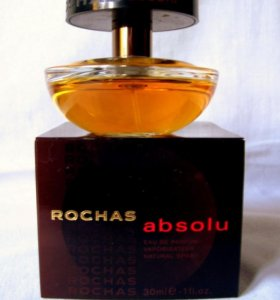 Rochas. Absolu 30 ml. edp women. Раритет