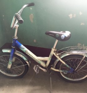 Велосипед в хорошем состоянии !!!