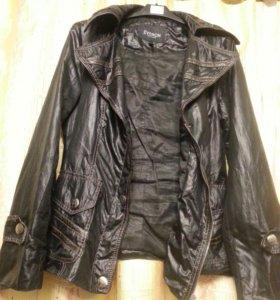 Куртка ветровка Everon чёрная р. 48