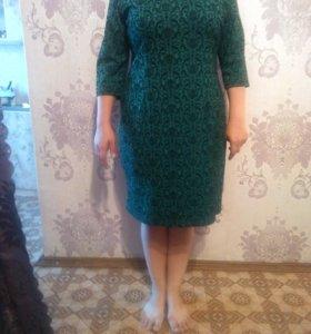 Продам платье (одевалась один раз)