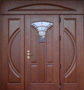 Двери металлические металлоконструкции