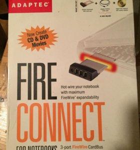 Плата FireWire