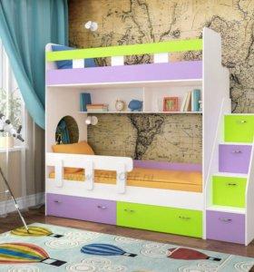 Детская Кровать Юниор-1