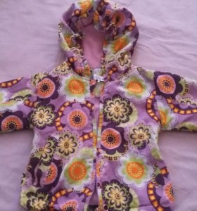 Курточка весна осень на флисе