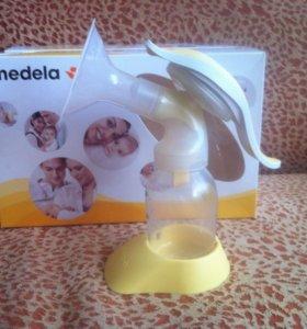 Молокоотсос MEDELA 2х фазовый