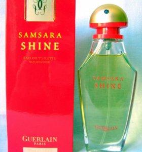 Guerlain Samsara Shine (30) edt women. Раритет