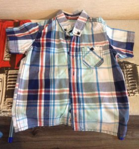 Рубашка,шорты
