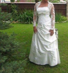 Свадебное платье to be bridge и подарки!