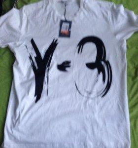 Футболка Yohji Yamamoto Y-3 новая