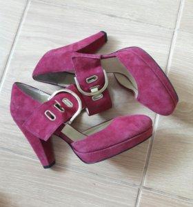 Туфли Luciano barachini итальянские