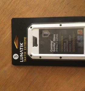 Чехол LUNATIK Taktik Extreme for iPhone 5/5S
