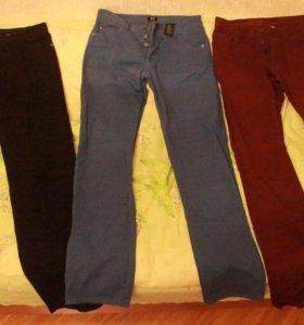 Мужские джинсы, брюки H&M 29р б/у