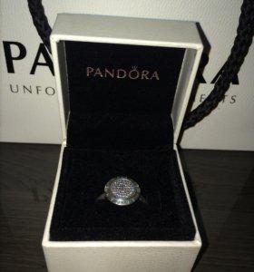 Pandora кольцо оригинал
