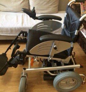 Инвалидная кресло-коляска Армед FS123GS-43