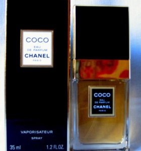 Chanel Coco (35) edp women. Раритет