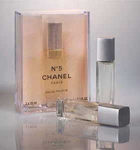 Chanel N5 (3x15) edt women. Раритет