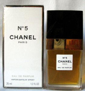 Chanel N5 (35) edp women. Раритет