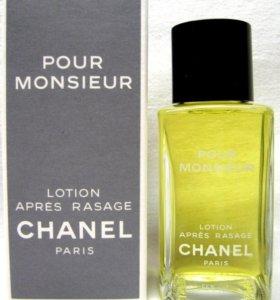 Chanel Pour Monsieur (50) лосьон. Раритет