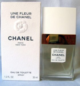 Chanel Une Fleur De Chanel (35) edt women. Раритет