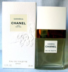 Chanel Gardenia (35) edt women. Раритет