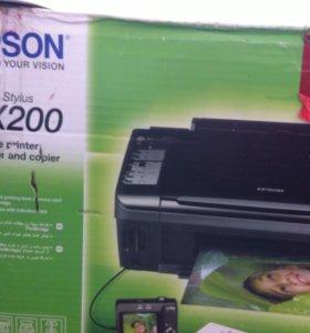 Принтер. TX200.EPSON срочно