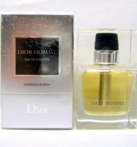Christian Dior dior Homme (50) edt men. Раритет