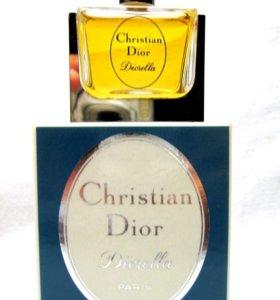 Christian Dior Diorella (15) parfum. Винтаж