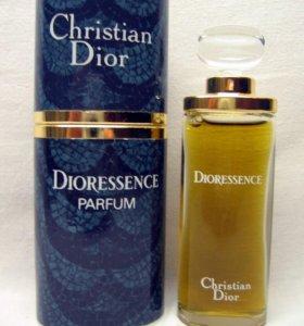 Christian Dior Diorissence(15) parfum. Винтаж