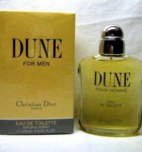 Christian Dior DUNE (100) edt men. Раритет