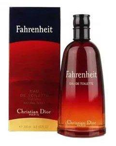 Christian Dior. Fahrenheit (100) edt. men. Раритет