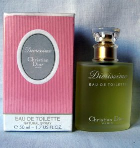 Christian Dior Diorissimo (50) edt women. Раритет