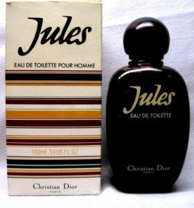 Christian Dior Jules (100) edt men. Винтаж