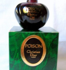 Christian Dior Poison (15) parfum. Винтаж