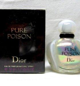 Christian Dior Pure Poison (30) edp women. Раритет