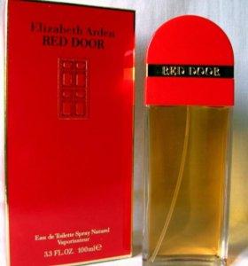 Elizabeth Arden Red Door (100) edt women. Раритет