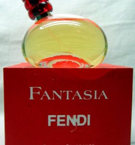 Fendi Fantasia (75) edt women. Раритет