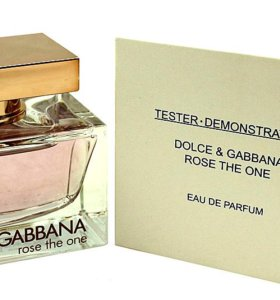 Тестер Dolce & Gabbana Rose The One 75ml
