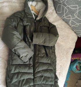 Куртки утеплённые