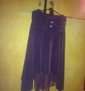 Юбка - блуза