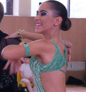 Платье LA для бальных танцев